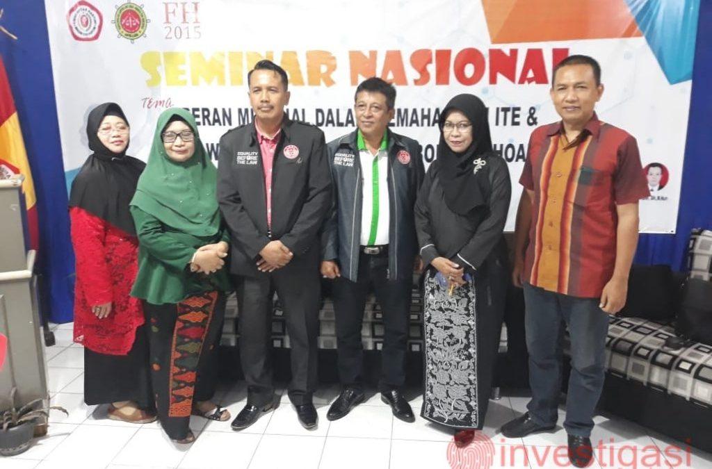 Universitas Kartini Surabaya Gelar Seminar Nasional